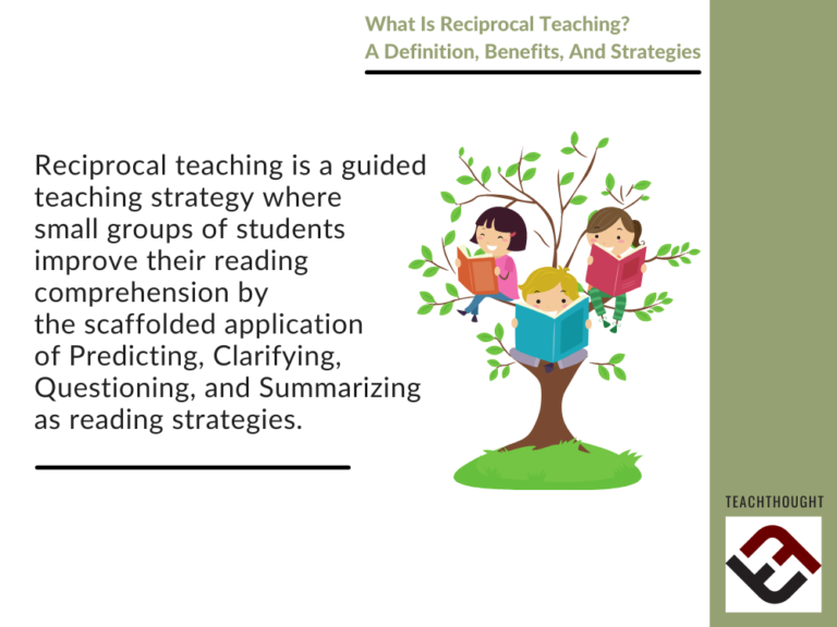 What Is Reciprocal Teaching?